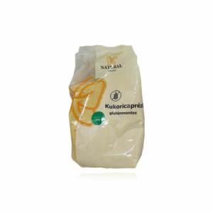 Natural gluténmentes kukoricaprézli 200g