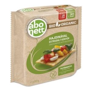 Abonett bio extrudált kenyér hajdinás 100g