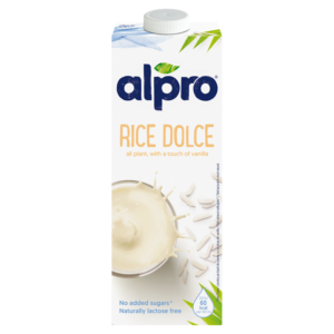 Alpro rice dolce vaníliás rizsital 1000ml