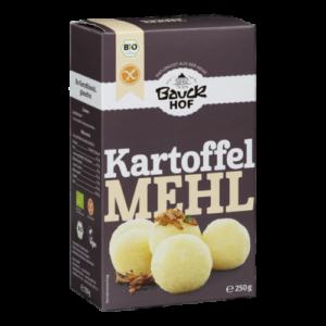 Bauckhof bio burgonyaliszt - gluténmentes keményítő 250g