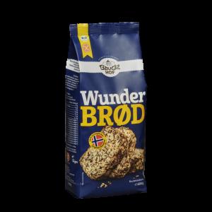 Bauckhof bio csodakenyér keverék - gluténmentes, vegán 600g