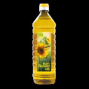 Biopont bio napraforgó hidegen sajtolt olaj 1000ml