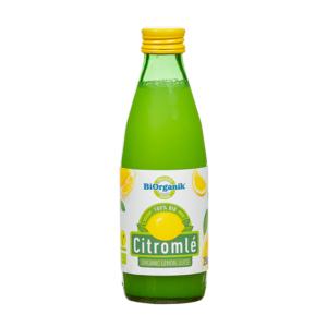BiOrganik bio citromlé 100% 250ml