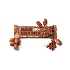 Bombus energy szelet kakaó és kakaóbab 50g