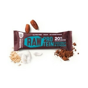 Bombus protein szelet kakaó és kókusz 50g