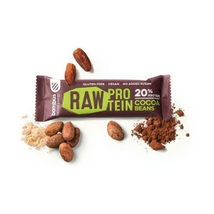 Bombus protein szelet kakaóbab 50g