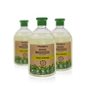 Cleaneco organikus mosogatószer repce kivonattal 1l