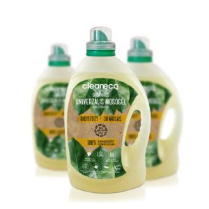 Cleaneco organikus univerzális mosógél koncentrátum 1,5l