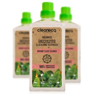 Cleaneco organikus üvegtisztító és általános tisztítószer 1l