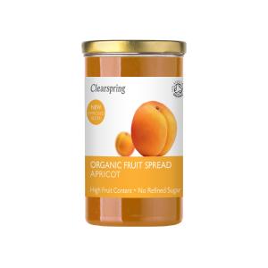 Clearspring bio gyümölcskrém - sárgabarack 280g