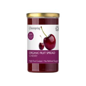 Clearspring bio gyümölcskrém - csereszenye 280g