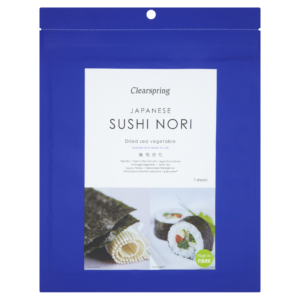 Clearspring sushi nori 17g