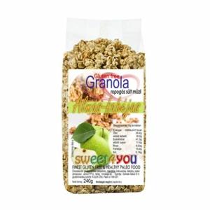 Dia-Wellness gluténmentes granola almás-fahéjas 240g