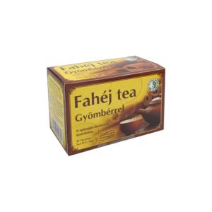 Dr. Chen fahéjas tea gyömbérrel - 20 filter 44g