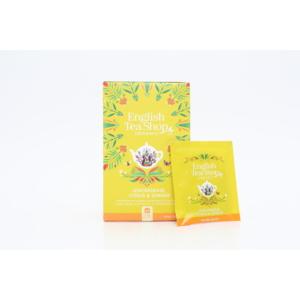 English Tea Shop bio citromfű tea gyömbér-citrus - 20 filter 30g