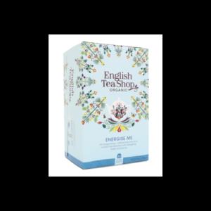 English Tea Shop Energise Me koffeinmentes bio tea - 20 filter 30g