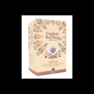 English Tea Shop Happy Me koffeinmentes bio tea - 20 filter 30g