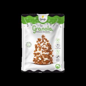 Gabijó granola kókusz - mandula - low carb 55g