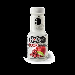 Garden 100% alma-meggy gyümölcslé 250ml