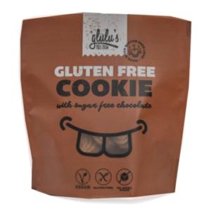 Glulu's cukormentes csokis keksz 100g