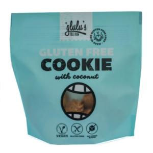 Glulu's cukormentes kókuszos keksz 100g
