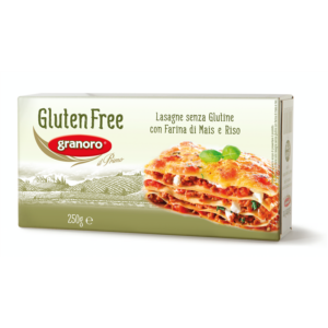 Granoro gluténmentes lasagne tészta 250g