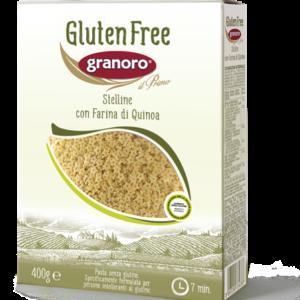 Granoro gluténmentes stelline tészta 400g
