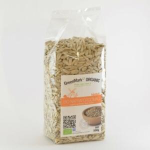 GreenMark Organic bio napraforgómag hántolt 500g