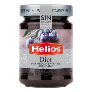 Helios áfonya extradzsem édesítőszerrel 280g