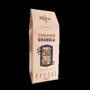 Hester's Life Cinnamon Granola - fahéjas granola 320g