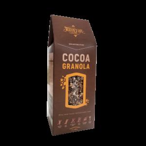 Hester's Life Cocoa Granola - kakaós granola 320g