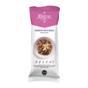 Hester's Life Crunchy nuts snack - ropogós magok 60g
