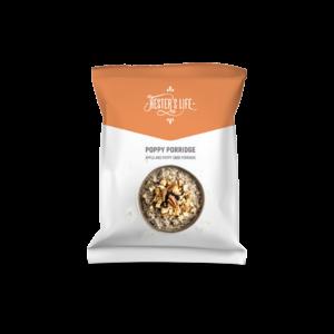 Hester's Life Poppy Porridge - Almás-Mákos Zabkása 50g