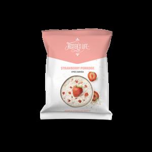 Hester's Life Strawberry Porridge epres zabkása 50g