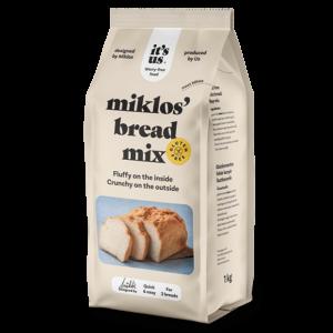 It's us Miklos' fehérkenyér lisztkeverék 1000g
