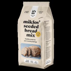 It's us Miklos' sokmagvas kenyér lisztkeverék 500g