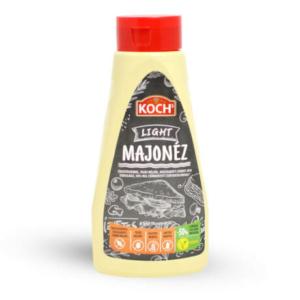 Koch light majonéz tojás nélkül, édesítőszerrel 450g