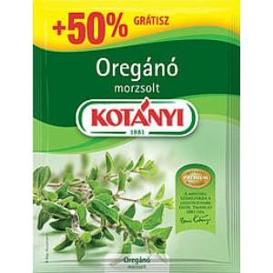 Kotányi oregano morzsolt 8g
