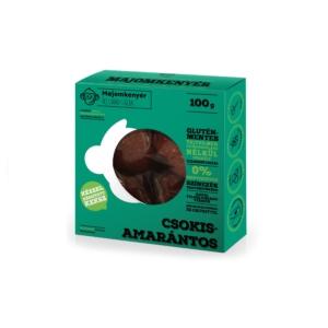 Majomkenyér csokis-amarántos paleokeksz 100g