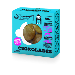 Majomkenyér csokoládés paleokeksz 50g