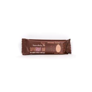 Mendula kakaós-meggyes superfruit bar 40g