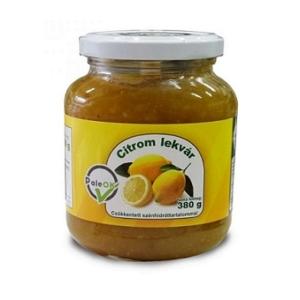PaleOk citrom lekvár 380g