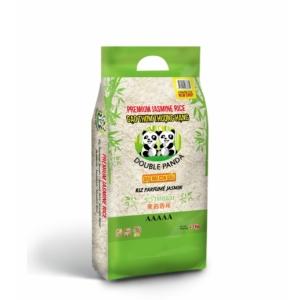 Double Panda jázmin rizs 4,5 kg