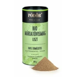 Pödör bio máriatövismag liszt 300g