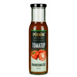 Pödör tomatup natúr paradicsomszósz 250g