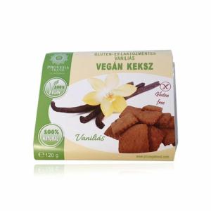 Provegatrend gluténmentes vegán vaníliás keksz 120g