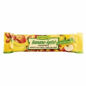 Rapunzel bio gyümölcsszelet alma-banán 40g