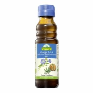Rapunzel bio omega 3-6-9 olajkeverék 100ml