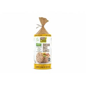 Rice Up barna rizs szelet napraforgómaggal 120g