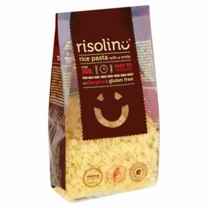 Risolino gluténmentes rizstészta csillag levestészta 300g
